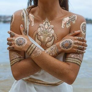 Jewelry - Temporary body tattoos
