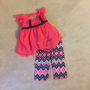 Little Lass Other - Two pice outfit