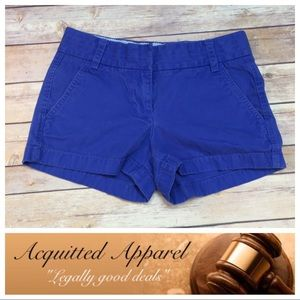 J. Crew Pants - [J. Crew] Broken in Chino Shorts Blue