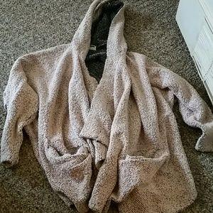 14th & Union Jackets & Blazers - Lf rumor boutique oversized drapey hoodie