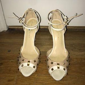Ivanka Trump Shoes - Nude Ivanka Trump Heels