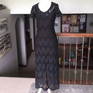 Casadei Dresses & Skirts - Casadei Long Black Sundress - comfy, soft, sexy