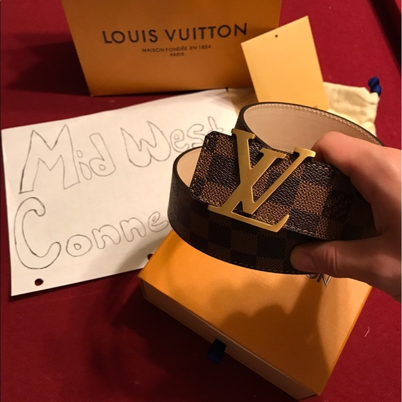 56 louis vuitton other brand new domier brown and