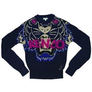 Kenzo Sweaters - Kenzo Knitted Sweater