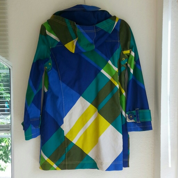 71 off boden jackets blazers boden rainy day mac in for Boden yellow coat