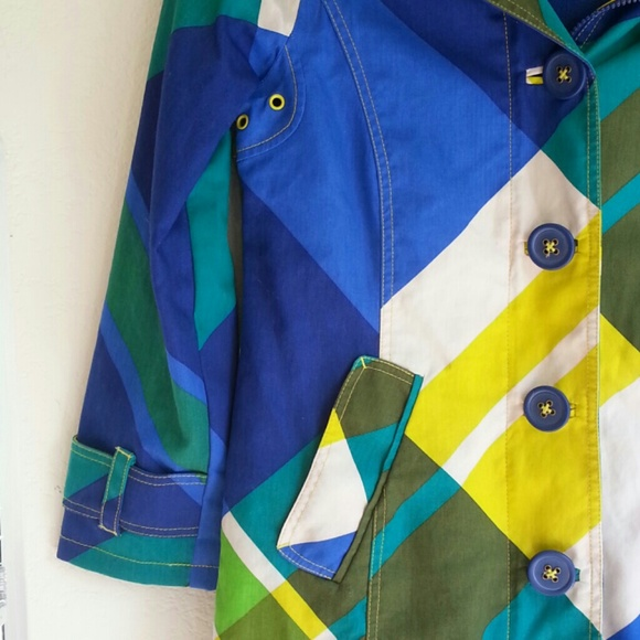 71 off boden jackets blazers boden rainy day mac in for Boden yellow raincoat