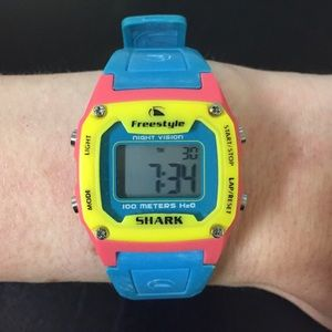 Freestyle Accessories - Shark Classic Mini Watch- Cyan