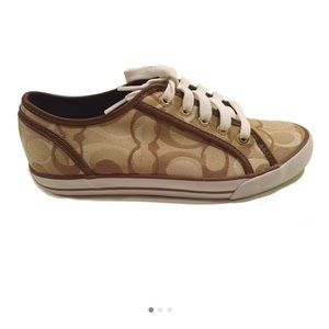 Coach Dee 24CM Optic C Sneakers