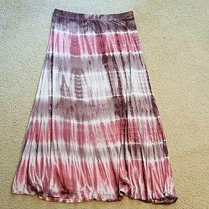 Jesse and J Dresses & Skirts - Size 2X maxi skirt