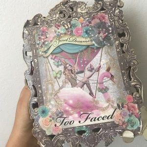 Rare too faced sweet dreams palette