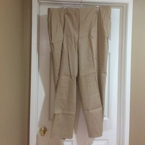 Women's plus size trousers