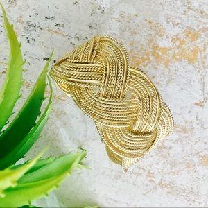 Satya Jewelry Jewelry - Weave Cuff by Satya Jewelry