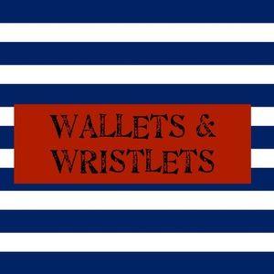Handbags - Wallets & Wristlets Start Here