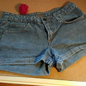 Lux Pants - Lux jean shorts.