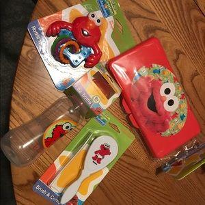 Sesame Street Other - Sesame Street baby stuff