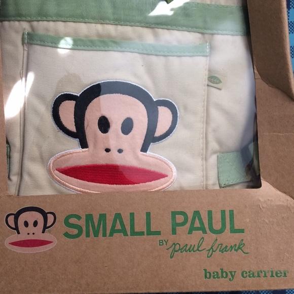 Paul Frank Bedroom In A Box: Paul Frank Baby Carrier Still