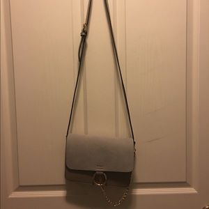 goodnight macaroon Handbags - 'ANJA' SUEDE LEATHER CROSS BODY BAG NWT
