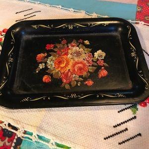 Vintage Jewelry Tray