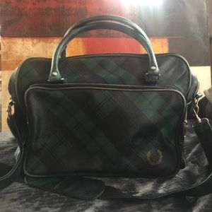 Fred Perry Other - Fred Perry Structured Carry All Bag