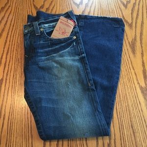 "True Religion Other - 🆕 True Religion ""bobby"" straight leg. Size 32"