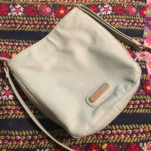 Steve Madden Handbags - Steve Madden light blue bag