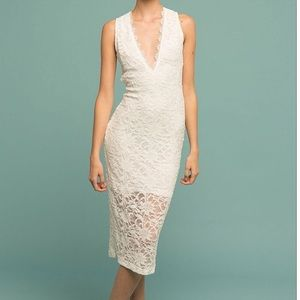 ALLOY Dresses & Skirts - NWT white lace dress