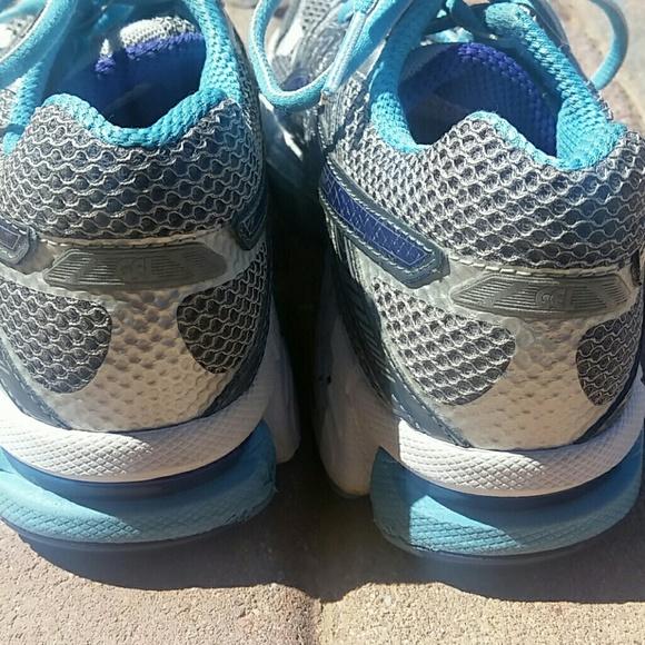 Asics Gel Black Tennis Shoe Women S Sz