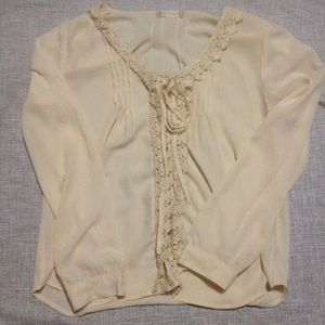 Altar'd State Tops - Altar'd State cream top