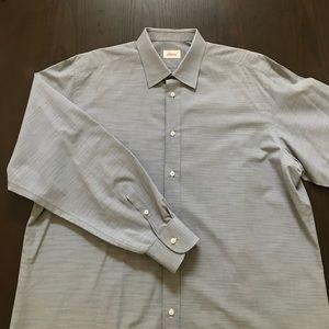 Brioni Other - Brioni men's gray dress shirt XL