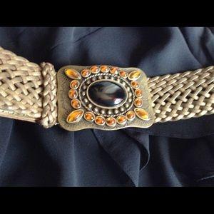 Accessories - Genuine bonded leather belt