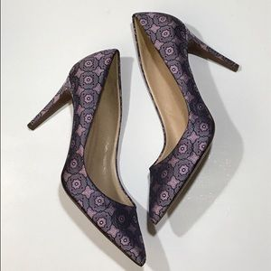 Jcrew Everly Printed Pumps NWOT