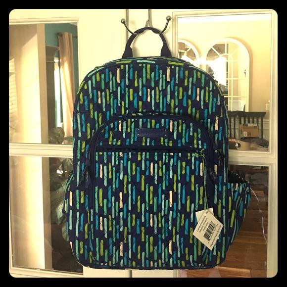 a4339721a3 Vera Bradley Katalina Showers Backpack