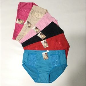 NWT bundle 6 PANTIES