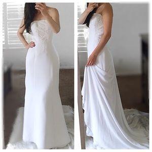 Alfred Angelo Dresses & Skirts - Alfred Angelo wedding dress sz 4
