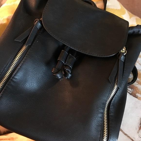 8d0a2fd49b Target black mini backpack. M 592720b94e8d17d95203174d