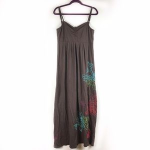 Johnny Was Dresses & Skirts - Johnny Was Floral & Butterfly Embroidered Dress