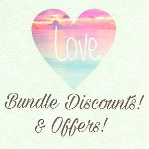 Other - Bundle & Save 20%