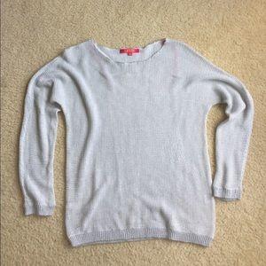 Catherine Malandrino Sweaters - ⚡SALE⚡Catherine Malandrino shimmering knit sweater
