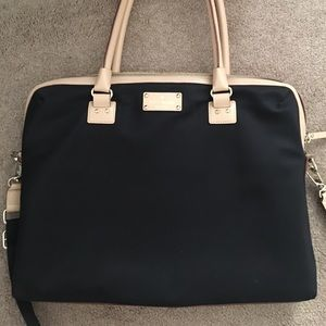 Kate Spade laptop messenger bag