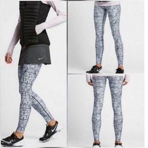 Nike Golf Printed Tights Leggings Pants