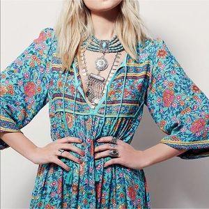 Dresses & Skirts - Preview! Folk Town Blossom Gypsy Dress