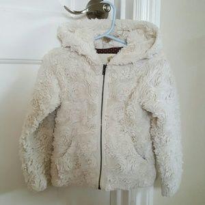 Tucker + Tate Other - Girls Fur/Plush Jacket