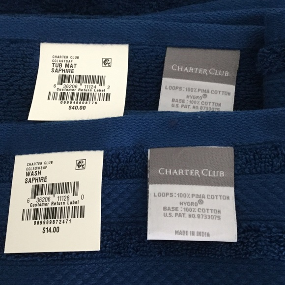 65 Off Charter Club Other Charter Club Towel Set In