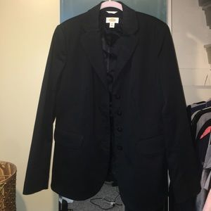 Talbots Casual blazer