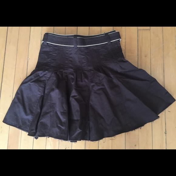 55 wesc dresses skirts nwt wesc designer pleated
