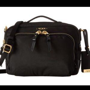 Tumi Handbags - Tumi Flight bag- black