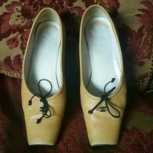 CHANEL Shoes - AUTHENTIC Chanel Shoes Size 7