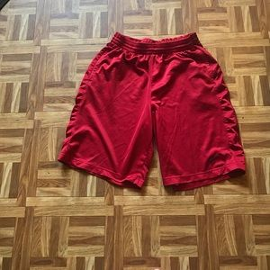 Nike Other - Red Nike Shorts