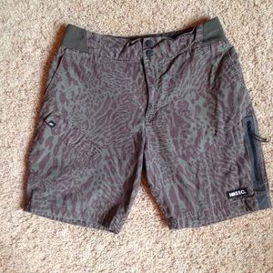 Nike Other - Nike F.C. V442 Allover Print Cargo Shorts Khaki L