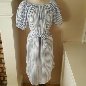 Dresses & Skirts - New Trendy striped Dress